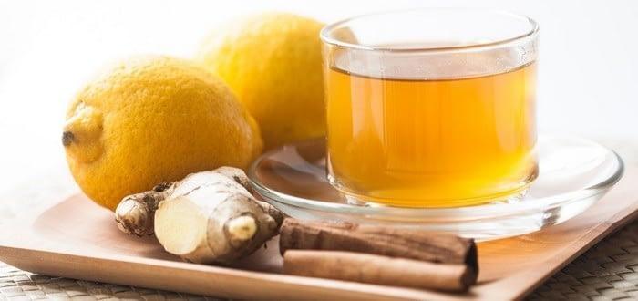 Gingembre : le thé au gingembre